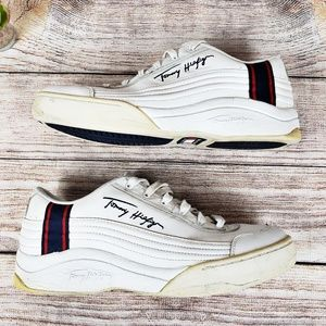 Tommy Hilfiger Vintage Spell Out Dad Sneakers 12